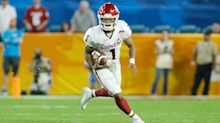 Lincoln Riley: Kyler Murray 'is like Barry Sanders running with the football'