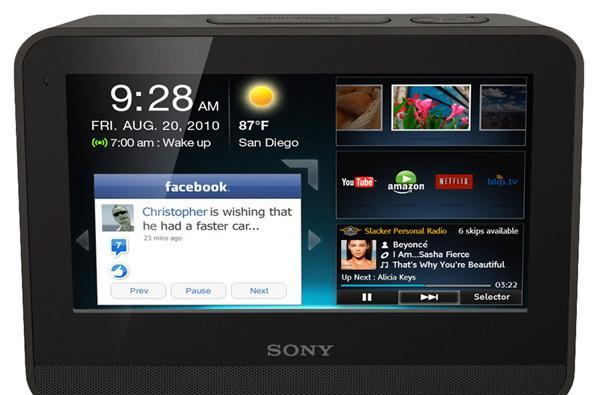 Switched On: Sony's forward Dash