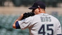 Red Sox trade for Mariners reliever, designate RHP Ryan Weber