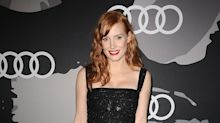 Celebrity Look Book: Jessica Chastain