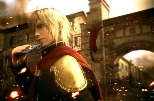 Final Fantasy Type-0 launching within the next year