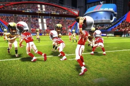 Kinect Sports: Season 2 preview: Swing and a pass