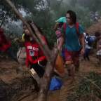 Rescuers Search for Miners Missing in Deadly Philippines Landslide