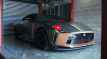 阿樹召喚-Nissan x Italdesign 夢幻超跑 GT-R50 手工改造過程公開!