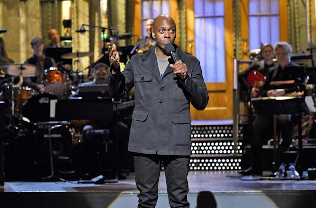 Two Dave Chappelle stand-up specials hit Netflix March 21st