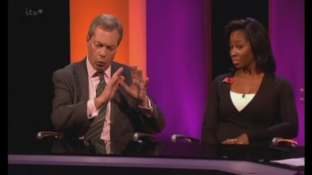 Farage tackled over 'immigration a class issue' comment