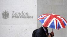Britain's FTSE falls again as weak results add to global economic worries