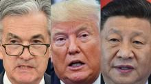 A China trade deal could cancel Federal Reserve interest-rate cuts