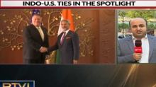 Mike Pompeo meets S Jaishankar; talks on Trade, S-400, Terror, Iran
