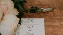 This Gorgeous Rustic Wedding Elegantly Incorporates Nature Into the Nuptials