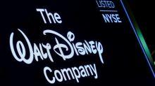 Walt Disney Rises 3%