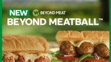 Martha Stewart partners with Subway® Canada and Beyond Meat® to launch NEW plant-based Beyond Meatball™ Subs