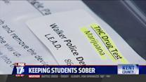 School Gives Parents Free Drug Testing Kits