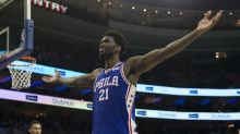 Joel Embiid isn't worried he'll one day pay a physical price for his trolling