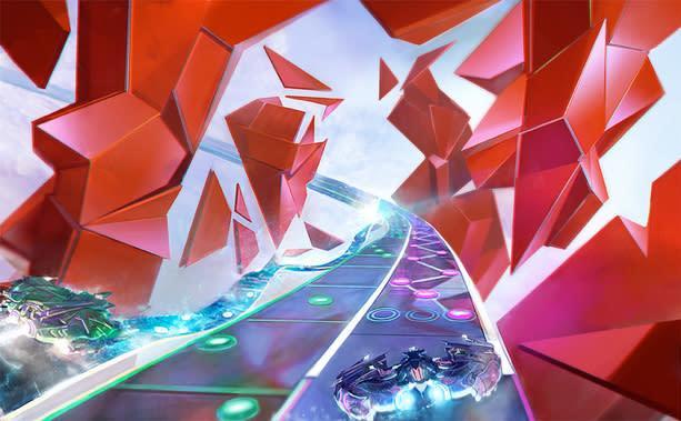 Harmonix bets Amplitude HD's future on Kickstarter