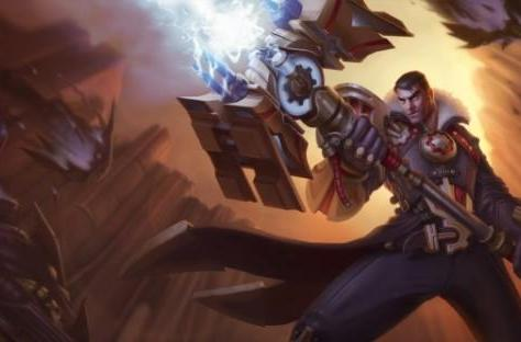 Jayce is coming to League of Legends with a transforming twist