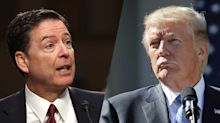 Trump resumes Twitter attacks on Comey and 'Crooked Hillary'