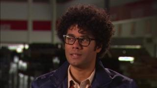 The Watch: Richard Ayoade On His Role