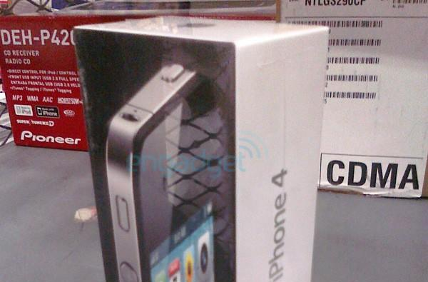 iPhone 4 arrives at Walmart (update: and Best Buy!)
