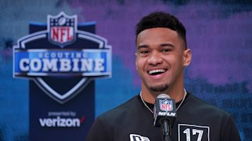 Tua enters draft process as its biggest wild card