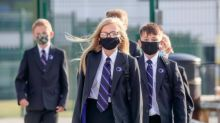 Teachers tell parents in England to ignore 'baseless' letters on face masks