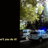 Keith Lamont Scott's wife filmed as Charlotte police shot and killed her husband
