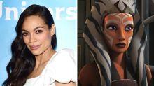 Rosario Dawson to Play Ahsoka Tano in 'The Mandalorian' Season 2
