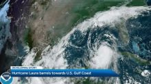 U.S. Gulf Coast braces for Hurricane Laura