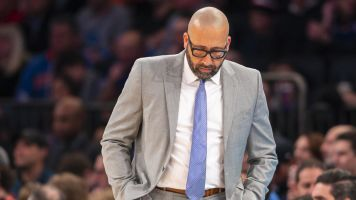 Fizdale wasn't the only problem with the Knicks