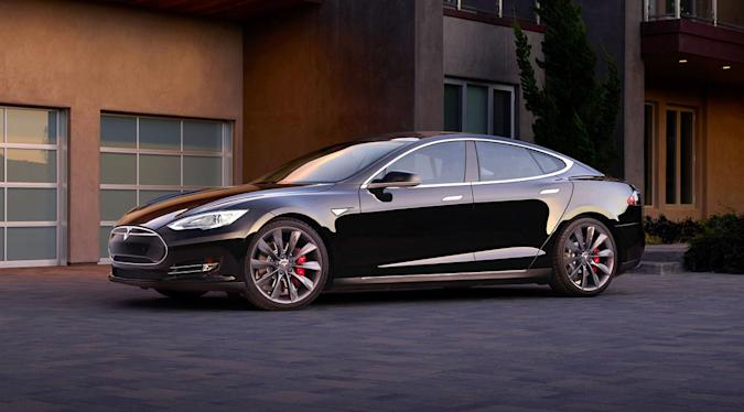 Tesla's 'Ludicrous Mode' takes the Model S from 0-60 in 2.8 seconds