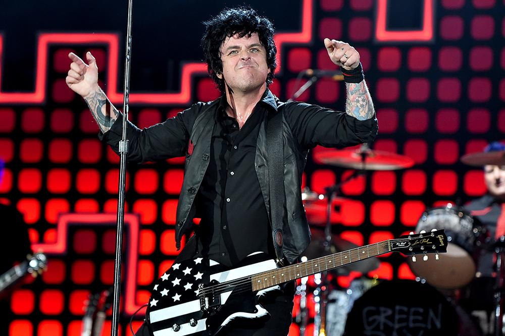 Billie Joe Armstrong Shares Fiery Cover Of John Lennon S Gimme Some Truth
