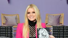 Jessica Simpson reveals she has dyslexia in post celebrating her memoir 'Open Book'