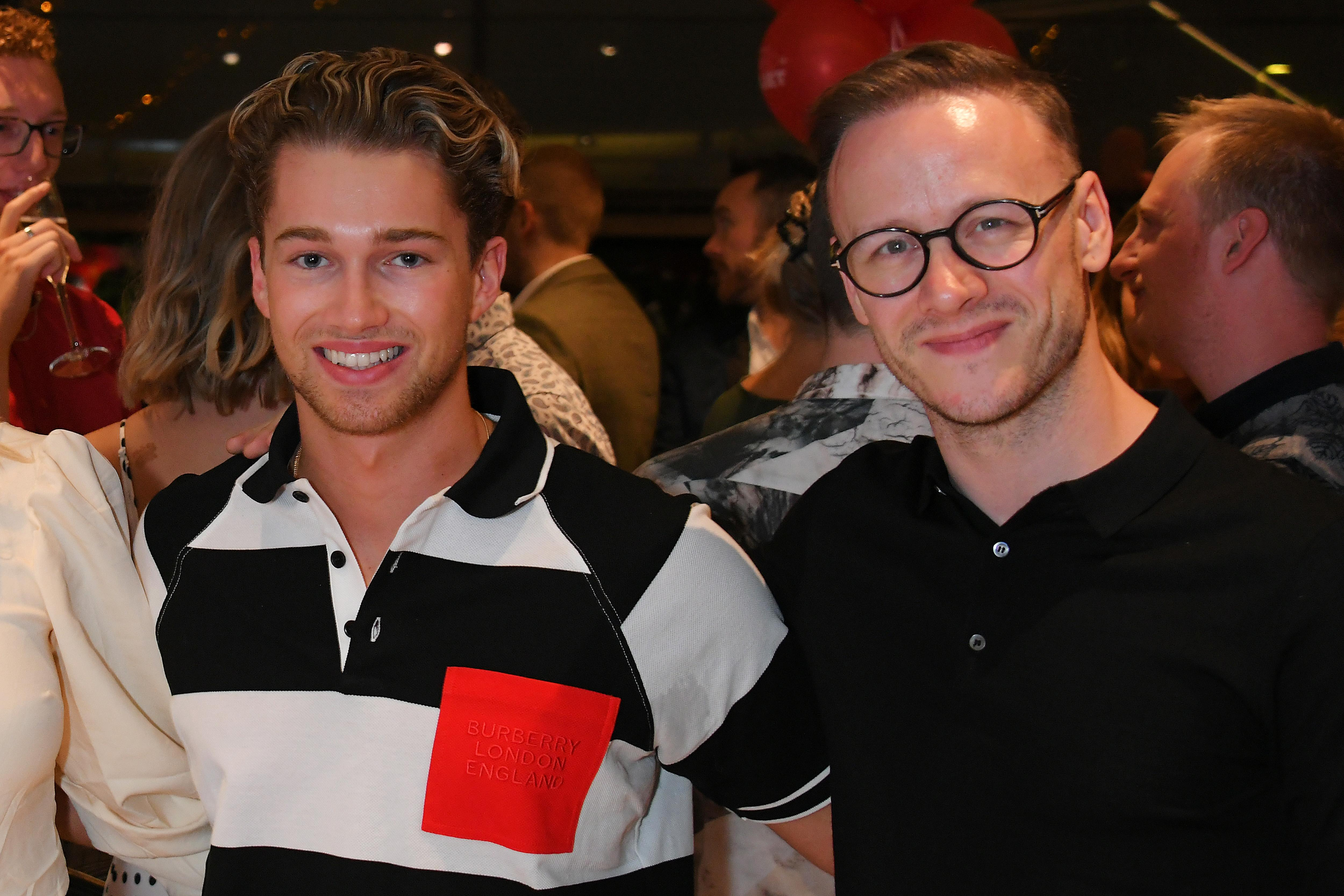 'Strictly' dancer Kevin Clifton recalls AJ Pritchard trying to steal partner Stacey Dooley