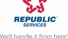 Republic Services First U.S. Recycling and Solid Waste Services Provider to Set SBTi-Approved Science-Based Target to Reduce Greenhouse Gas Emissions