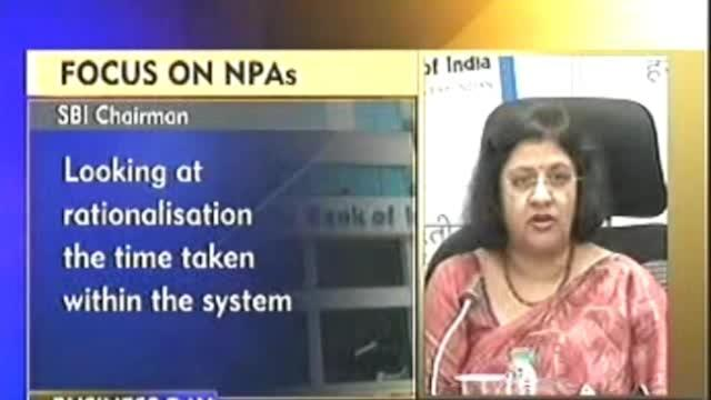 Looking at rationalistaion the time taken within system: SBI chief