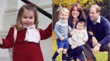 【贏在起跑線】英國夏洛特小公主!2歲已經識講西班牙語打網球!