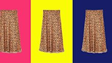 Don't Have A Leopard Print Midi Skirt Yet? This One Is On Sale.