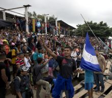 The Latest: UN calls on Mexico, US to respect migrants