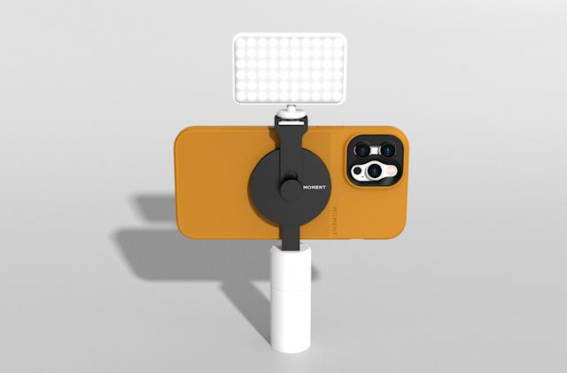 Moment unveils a line of MagSafe camera accessories for the iPhone 12