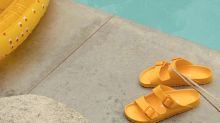 These waterproof Birkentocks are perfect for summer - and less than $60