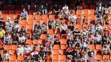 Foot - L1 - Lorient - Une demi-fête pour le retour de Lorient en Ligue1