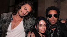 Lenny Kravitz and Jason Momoa Just Gave a Master Class in Being a Blended Family on Instagram