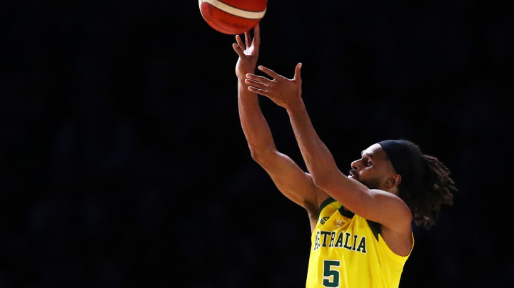 Boomers make history with first win over Team USA
