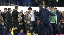 Spurs appeal Son Heung-min red card for tackle on Andre Gomes