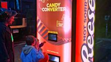 Reeses creates new Halloween candy converter