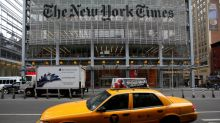 New York Times expects coronavirus to take a toll on digital ad sales
