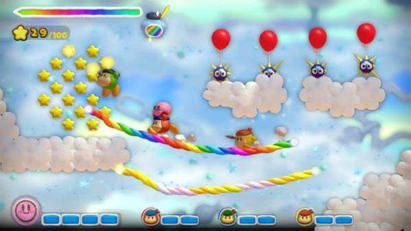 Kirby and the Rainbow Curse slides to February 20