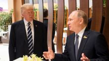 Trump grills Putin on US election interference during face-to-face meeting at G20