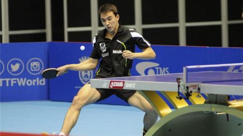 Com 'sensação de Olimpíada', Hugo Calderano vence e vai às quartas