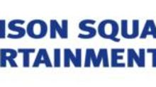 Madison Square Garden Entertainment Corp. Reports Fiscal 2021 Third Quarter Results